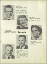 Page 17, 1955 Edition, East Chain High School - Saga Yearbook (East Chain, MN) online yearbook collection