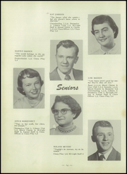Page 18, 1955 Edition, East Chain High School - Saga Yearbook (East Chain, MN) online yearbook collection