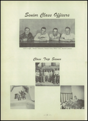 Page 20, 1955 Edition, East Chain High School - Saga Yearbook (East Chain, MN) online yearbook collection