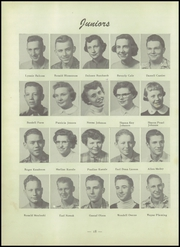 Page 22, 1955 Edition, East Chain High School - Saga Yearbook (East Chain, MN) online yearbook collection