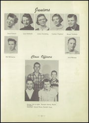 Page 23, 1955 Edition, East Chain High School - Saga Yearbook (East Chain, MN) online yearbook collection