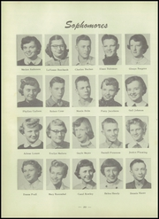Page 24, 1955 Edition, East Chain High School - Saga Yearbook (East Chain, MN) online yearbook collection