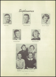 Page 25, 1955 Edition, East Chain High School - Saga Yearbook (East Chain, MN) online yearbook collection