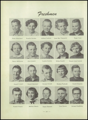 Page 26, 1955 Edition, East Chain High School - Saga Yearbook (East Chain, MN) online yearbook collection