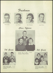 Page 27, 1955 Edition, East Chain High School - Saga Yearbook (East Chain, MN) online yearbook collection