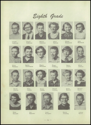 Page 28, 1955 Edition, East Chain High School - Saga Yearbook (East Chain, MN) online yearbook collection