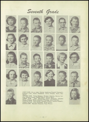 Page 29, 1955 Edition, East Chain High School - Saga Yearbook (East Chain, MN) online yearbook collection