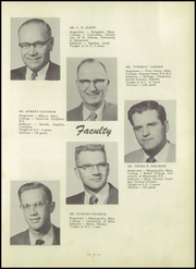 Page 9, 1955 Edition, East Chain High School - Saga Yearbook (East Chain, MN) online yearbook collection