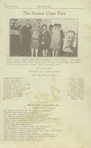 Page 13, 1929 Edition, Hitterdal High School - Hit Hi Star Yearbook (Hitterdal, MN) online yearbook collection
