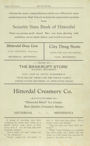 Page 17, 1929 Edition, Hitterdal High School - Hit Hi Star Yearbook (Hitterdal, MN) online yearbook collection
