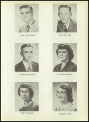 Page 17, 1954 Edition, Hanska High School - Viking Yearbook (Hanska, MN) online yearbook collection
