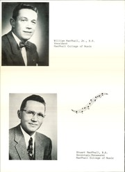 Page 10, 1962 Edition, MacPhail College of Music - Coda Yearbook (Minneapolis, MN) online yearbook collection