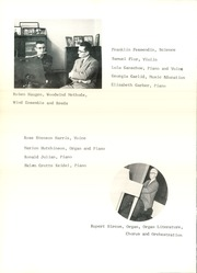 Page 16, 1962 Edition, MacPhail College of Music - Coda Yearbook (Minneapolis, MN) online yearbook collection