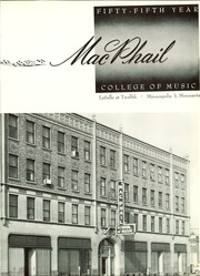 Page 7, 1962 Edition, MacPhail College of Music - Coda Yearbook (Minneapolis, MN) online yearbook collection
