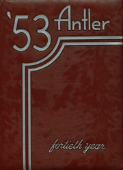 Page 1, 1953 Edition, Minnehaha Academy - Antler Yearbook (Minneapolis, MN) online yearbook collection