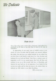 Page 16, 1953 Edition, Minnehaha Academy - Antler Yearbook (Minneapolis, MN) online yearbook collection