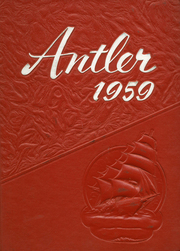 Page 1, 1959 Edition, Minnehaha Academy - Antler Yearbook (Minneapolis, MN) online yearbook collection