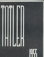1955 Edition, Northrop Collegiate School - Tatler Yearbook (Minneapolis, MN)