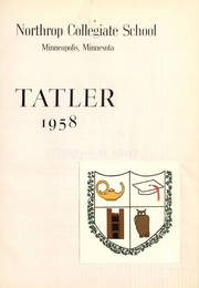 Page 5, 1958 Edition, Northrop Collegiate School - Tatler Yearbook (Minneapolis, MN) online yearbook collection
