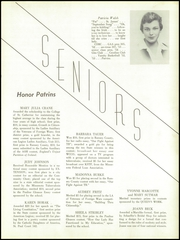 Page 17, 1954 Edition, St Josephs Academy - Patrins Yearbook (St Paul, MN) online yearbook collection