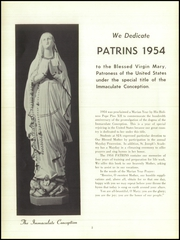 Page 6, 1954 Edition, St Josephs Academy - Patrins Yearbook (St Paul, MN) online yearbook collection