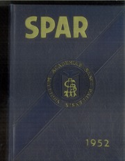 1952 Edition, St Paul Academy - Review Yearbook (St Paul, MN)