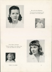 Page 15, 1942 Edition, Summit School - Flame Yearbook (St Paul, MN) online yearbook collection