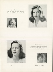 Page 16, 1942 Edition, Summit School - Flame Yearbook (St Paul, MN) online yearbook collection