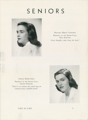 Page 11, 1946 Edition, Summit School - Flame Yearbook (St Paul, MN) online yearbook collection