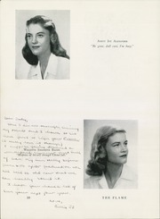 Page 12, 1946 Edition, Summit School - Flame Yearbook (St Paul, MN) online yearbook collection