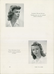 Page 14, 1946 Edition, Summit School - Flame Yearbook (St Paul, MN) online yearbook collection