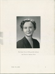 Page 7, 1946 Edition, Summit School - Flame Yearbook (St Paul, MN) online yearbook collection
