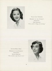 Page 12, 1949 Edition, Summit School - Flame Yearbook (St Paul, MN) online yearbook collection