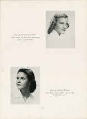 Page 13, 1949 Edition, Summit School - Flame Yearbook (St Paul, MN) online yearbook collection