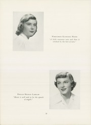 Page 14, 1949 Edition, Summit School - Flame Yearbook (St Paul, MN) online yearbook collection