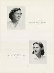Page 16, 1949 Edition, Summit School - Flame Yearbook (St Paul, MN) online yearbook collection