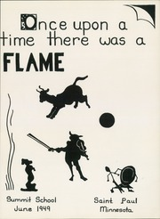 Page 5, 1949 Edition, Summit School - Flame Yearbook (St Paul, MN) online yearbook collection