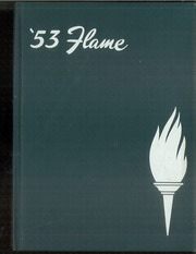Page 1, 1953 Edition, Summit School - Flame Yearbook (St Paul, MN) online yearbook collection
