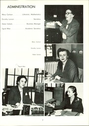 Page 11, 1953 Edition, Summit School - Flame Yearbook (St Paul, MN) online yearbook collection