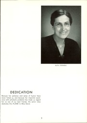 Page 7, 1953 Edition, Summit School - Flame Yearbook (St Paul, MN) online yearbook collection