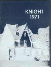 1971 Edition, St James School - Knight Yearbook (Faribault, MN)