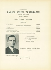 Page 103, 1951 Edition, Apostolic Bible Institute - Way Yearbook (St Paul, MN) online yearbook collection
