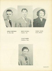Page 29, 1951 Edition, Apostolic Bible Institute - Way Yearbook (St Paul, MN) online yearbook collection