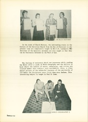 Page 30, 1951 Edition, Apostolic Bible Institute - Way Yearbook (St Paul, MN) online yearbook collection