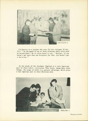 Page 31, 1951 Edition, Apostolic Bible Institute - Way Yearbook (St Paul, MN) online yearbook collection