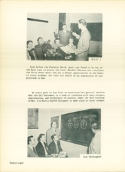 Page 32, 1951 Edition, Apostolic Bible Institute - Way Yearbook (St Paul, MN) online yearbook collection