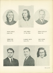 Page 43, 1951 Edition, Apostolic Bible Institute - Way Yearbook (St Paul, MN) online yearbook collection