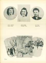 Page 44, 1951 Edition, Apostolic Bible Institute - Way Yearbook (St Paul, MN) online yearbook collection