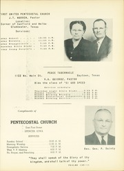 Page 97, 1951 Edition, Apostolic Bible Institute - Way Yearbook (St Paul, MN) online yearbook collection
