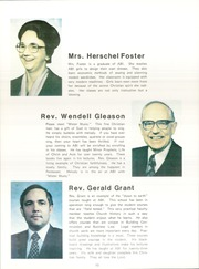 Page 12, 1981 Edition, Apostolic Bible Institute - Way Yearbook (St Paul, MN) online yearbook collection